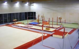 Gymnase Herrade - salle gymnastique